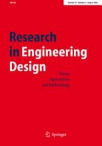 research in engineering design_okładka